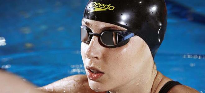 Аксессуары для плавания: очки