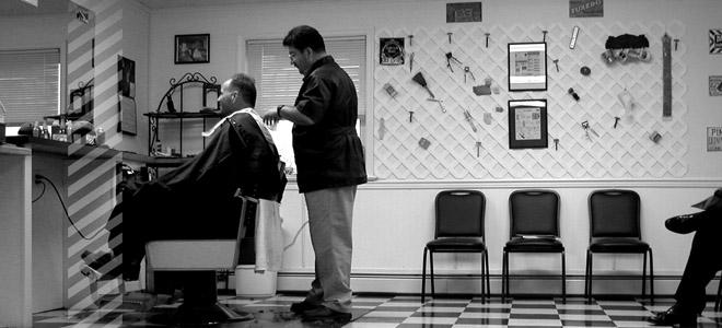 Barbershop — настоящая мужская парикмахерская