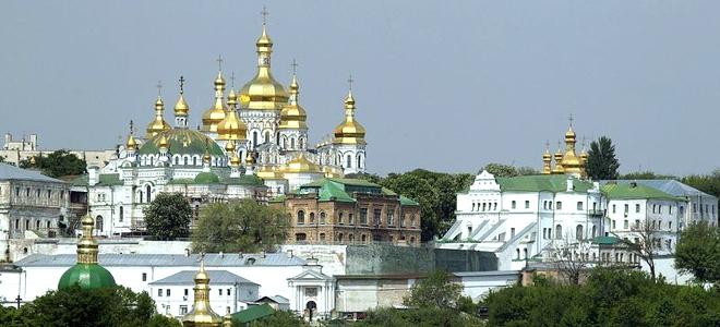 Киево-Печерская лавра: из отеля – в мир древнего христианства