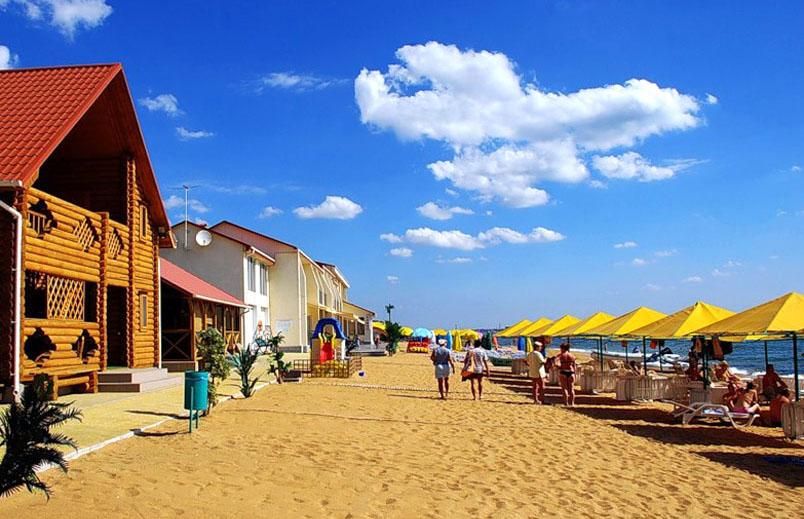 Курортный комплекс Здоровье Феодосия Крым