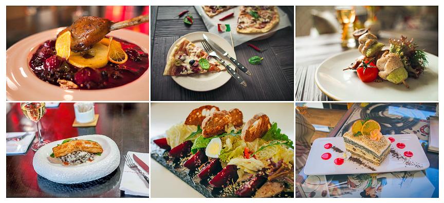В меню ресторана Феодосии Вам предложат широкий выбор блюд