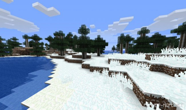 Minecraft 0.18.0