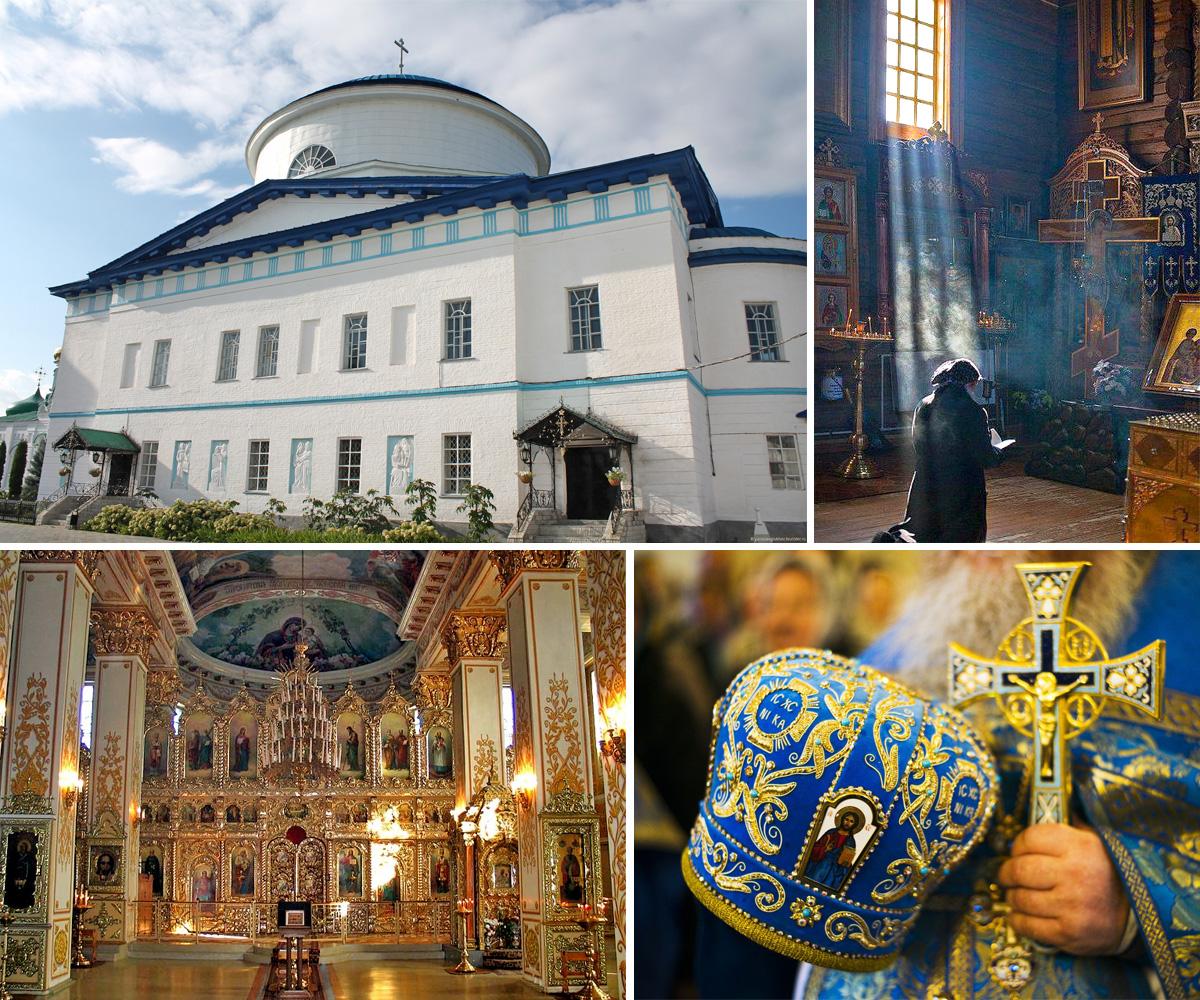 Собор Грузинской иконы Божией Матери в Татарстане