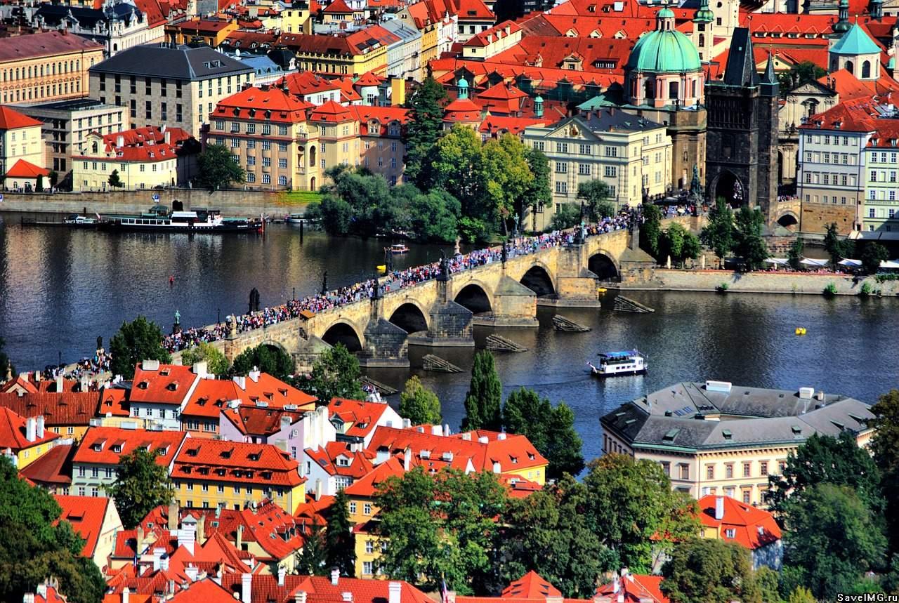 Лучшие экскурсии в Праге для туристов старшего возраста